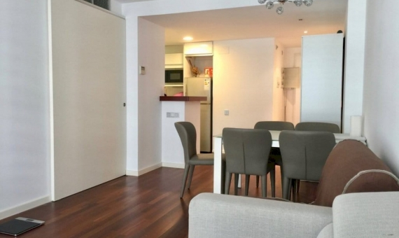 Flat in a new build house in Ciutat Vella | 3