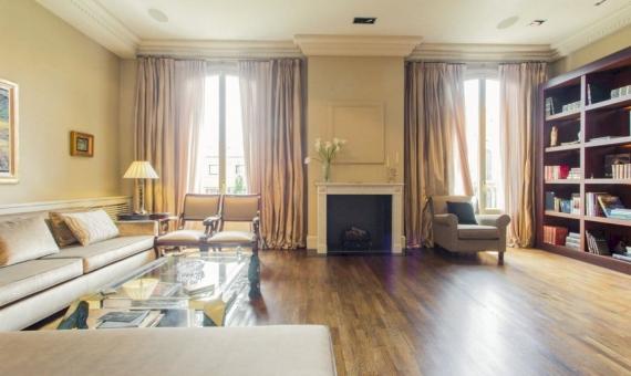 Apartamento 200 m2 en un edificio modernista en Eixample | 3