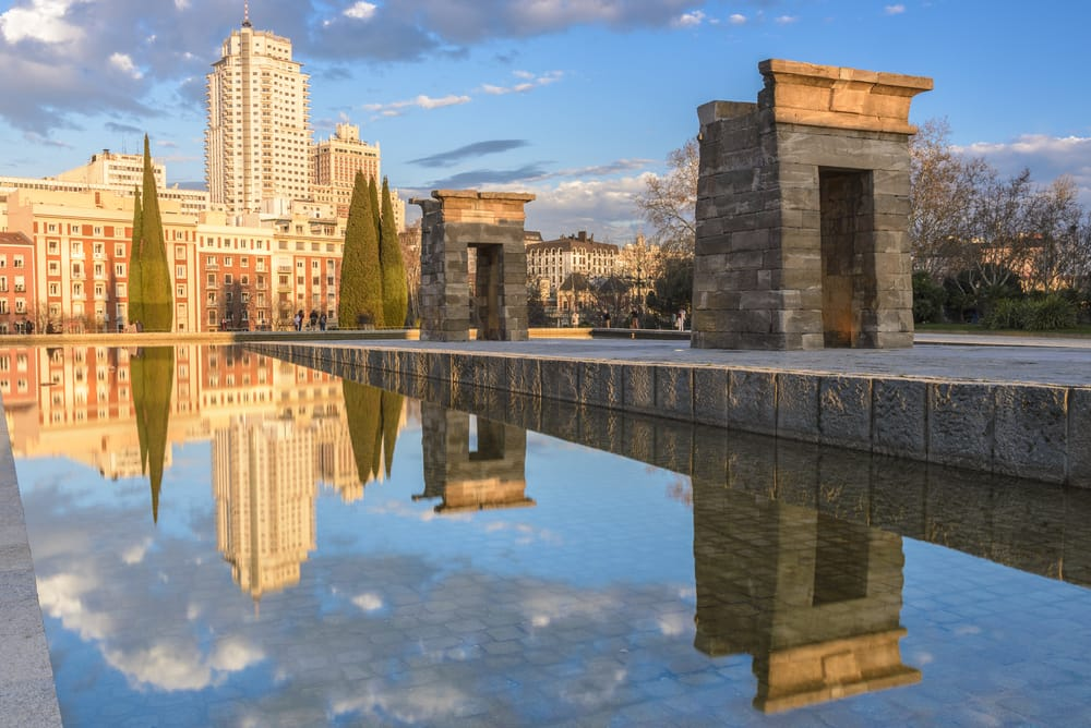 Виды в Мадриде