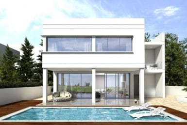 New construction homes close to the sea in Castelldefels - 00006EXTERIOR