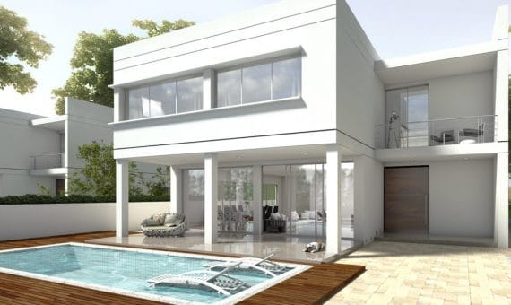 New construction homes close to the sea in Castelldefels | 4