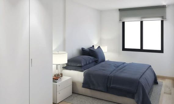 New construction apartments with an area from 62 m2 in Gracia | torrent-del-remei-570x340-jpg