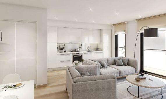Apartamentos de obra nueva desde 62 m2 en Gracia | 2