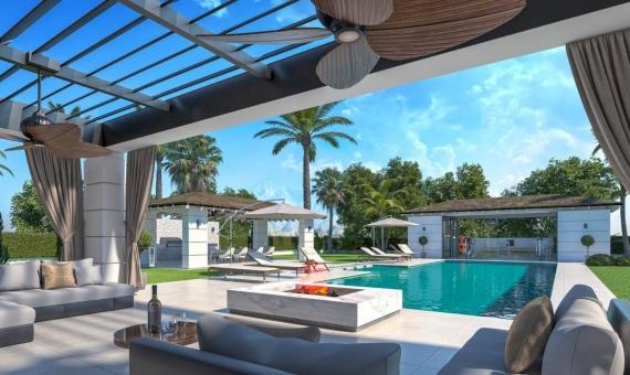 Villa 733 m2 in a contemporary style in Marbella | 4