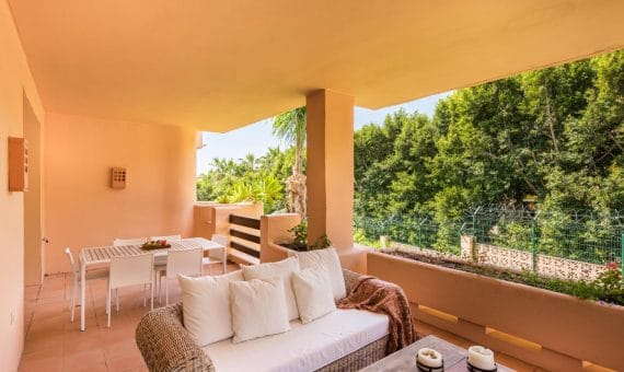 Apartment in Marbella 184 m2, garden, pool, parking   | 3