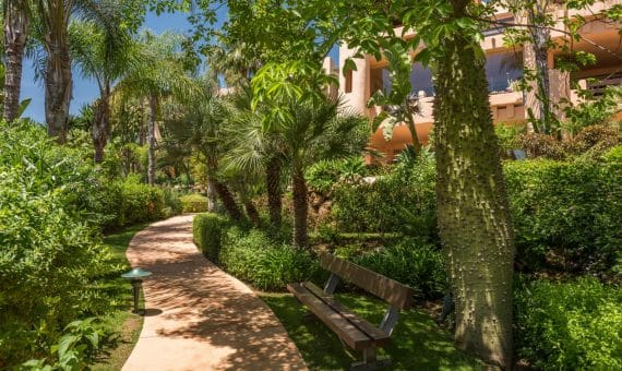 Apartment in Marbella 184 m2, garden, pool, parking   | 4