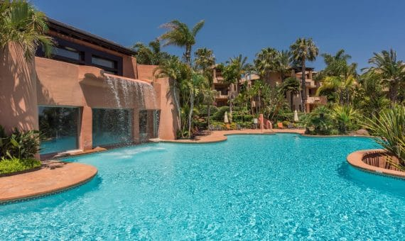 Apartment in Marbella 184 m2, garden, pool, parking   | 1