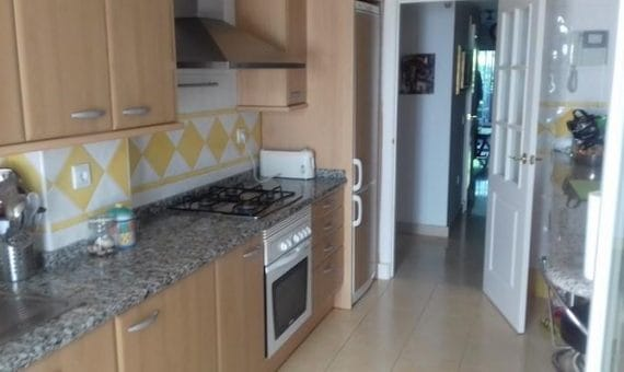 Апартаменты в Марбелье 122.98 м2, сад, бассейн, парковка   | 3