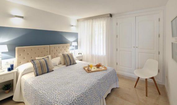 Apartamento en Marbella 119 m2, jardin, piscina, aparcamento   | 4