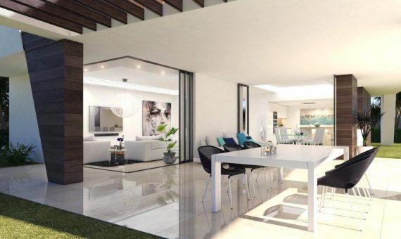 Villa en Marbella 353 m2, jardin, piscina   | 2