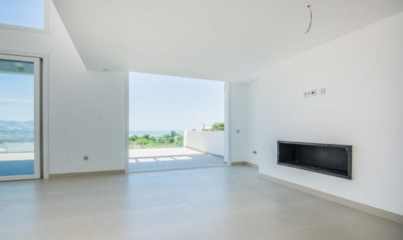 Villa in Ojen, Marbella, 503 m2, garden, pool, parking   | 2