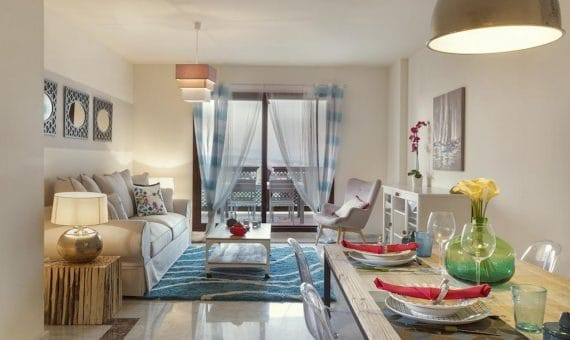 Apartment in Marbella 149 m2, garden, pool, parking   | 1