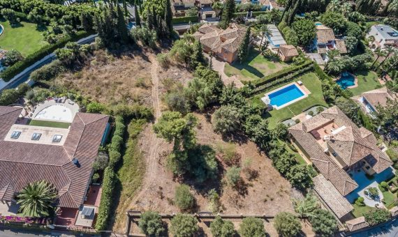 Land in Marbella Golden Mile, 1808 m2   | 4