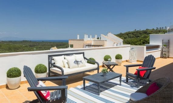 Apartment in Marbella 137 m2, garden, pool, parking   | 1