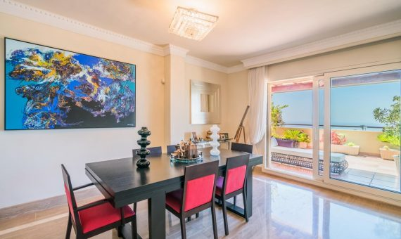 Apartment in Marbella Golden Mile, 260 m2, garden, pool, parking   | 3