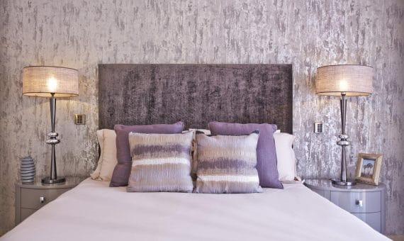 Apartment in Nueva Andalucia, Marbella, 116 m2, garden, pool, parking   | 2