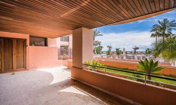 Апартаменты в  Пуэрто-Банусе, Марбелья, 243 м2, сад, бассейн, парковка   | 4