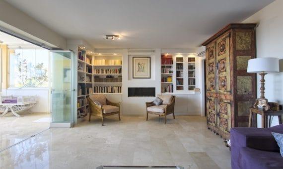 Apartamento en Marbella 296 m2, jardin, piscina, aparcamento   | 3