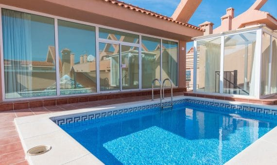 Apartment in Nueva Andalucia, Marbella, 330 m2, garden, pool, parking   | 2