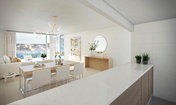 Apartamento en Marbella 113 m2, jardin, piscina, aparcamento   | 3