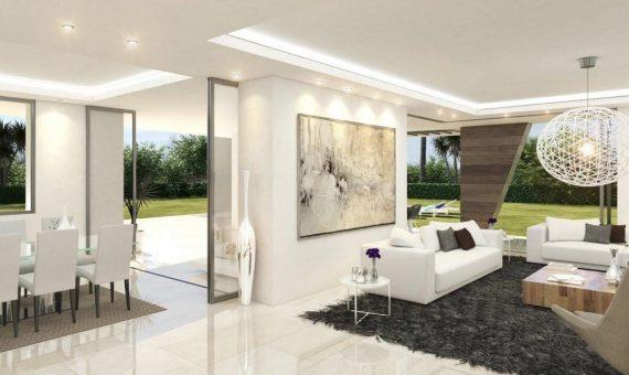 Villa en Marbella 353 m2, jardin, piscina   | 3