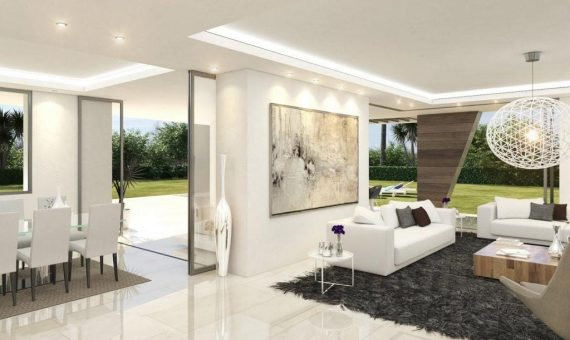 Villa in Marbella 353 m2, garden, pool   | 2