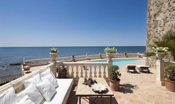 Villa en Mijas Costa, Marbella, 370 m2   | 2