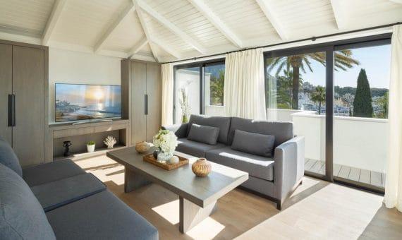 Villa à Marbella 416 m2, jardin, piscine, parking   | 4