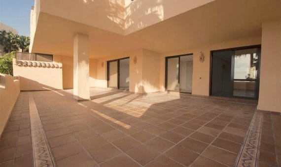 Апартаменты 117 м2 с террасой 65 м2 в Бенаависе | 4
