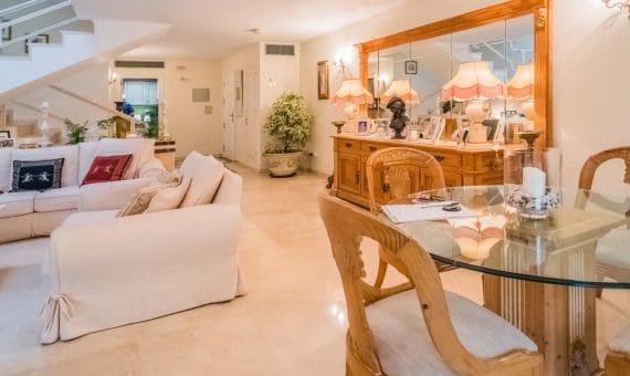 Дом в Эстепоне, Марбелья, 169 м2, сад, бассейн, парковка   | 3