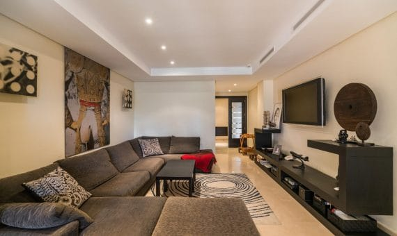 Апартаменты в  Пуэрто-Банусе, Марбелья, 220 м2, сад, бассейн, парковка   | 4