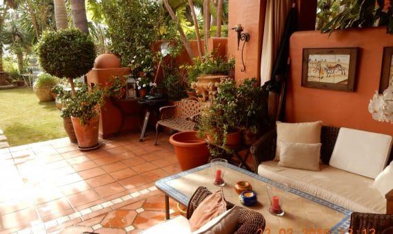 Townhouse in Marbella 290 m2, garden, pool, parking   | 2