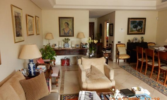 Townhouse in Marbella 290 m2, garden, pool, parking   | 4