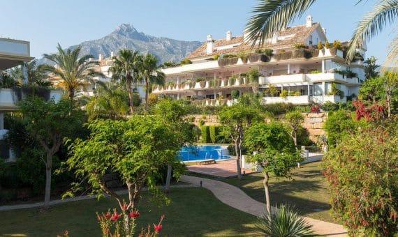 Apartment in Marbella 225 m2, garden, pool, parking   | 263-00642p_12973-570x340-jpg
