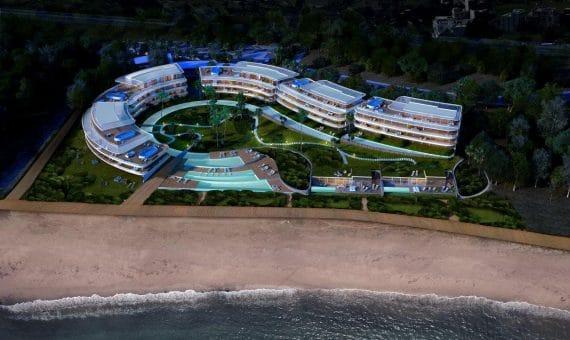 Квартира 105 м2 с террасой 27 м2 в Эстепоне | 4