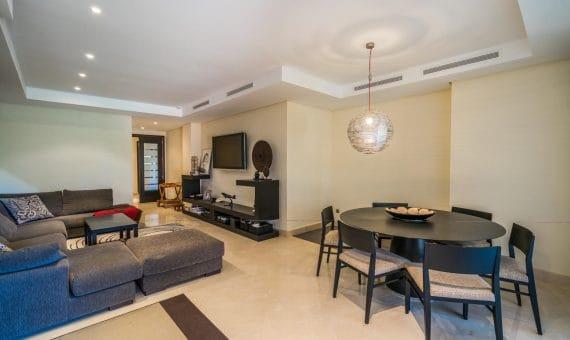 Apartment in Marbella 220 m2, garden, pool, parking   | 4