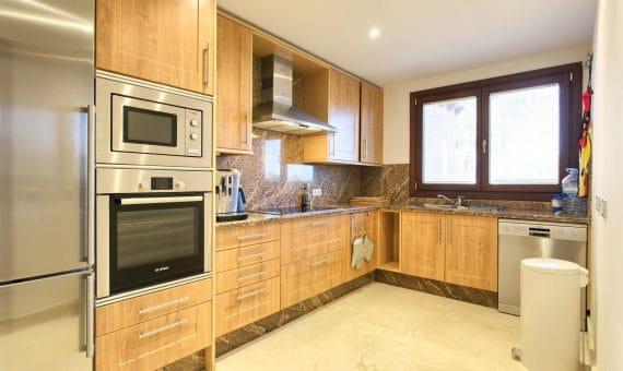 Апартаменты в Эстепоне, Марбелья, 155 м2, сад, бассейн, парковка   | 3