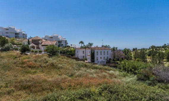 Plot en Marbella 1553 m2   | 4
