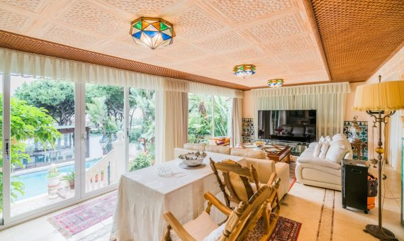 Villa in Marbella East, 168 m2, garden, pool, parking   | 4