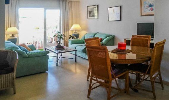 Apartamento en Marbella 120 m2, jardin, piscina, aparcamento   | 3