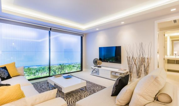 Апартаменты в Новой Андалусии, Марбелья, 147 м2, сад, бассейн, парковка   | 2