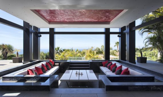 Villa en Marbella Golden Mile, 1237 m2, jardin, piscina, aparcamento   | 2