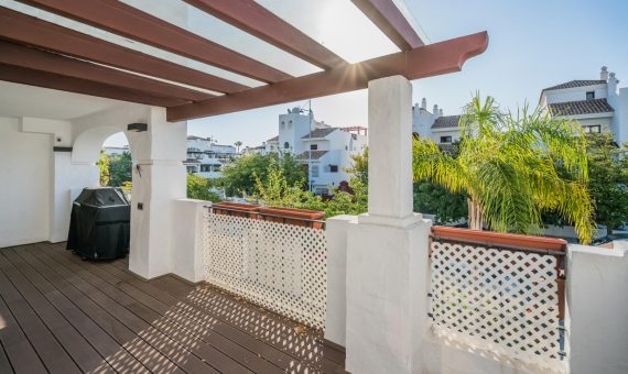 Apartment in Marbella 158 m2, garden, pool, parking   | 1