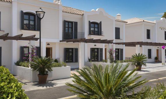 Casa en Marbella 174 m2, jardin, piscina   | 2