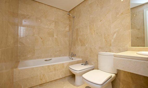Апартаменты 103.81 м2 в новом жилом комплексе с ландшафтными садами и бассейнами в Марбелье | 4