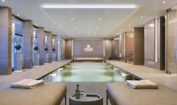 Apartment in Marbella 152 m2, garden, pool, parking   | 3