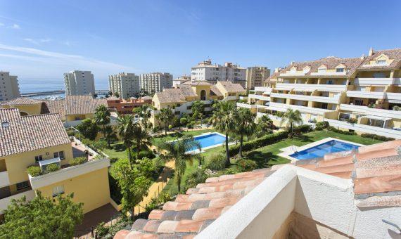 Апартаменты в Эстепоне, Марбелья, 296 м2, сад, бассейн, парковка     2