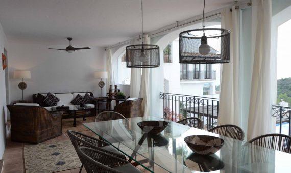 Апартаменты в Марбелье 157 м2, бассейн, парковка   | 2