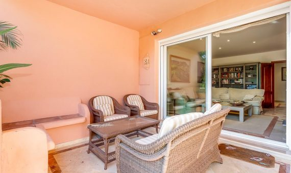 Townhouse in Marbella Golden Mile, 343 m2, garden, pool, parking   | 4