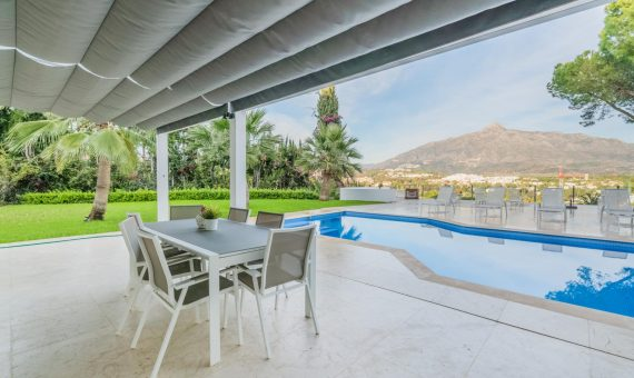 Villa in Marbella 600 m2   | 2
